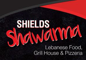 Shields Shawarma Logo